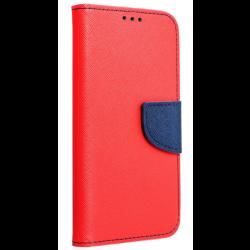 Diárové puzdro na Samsung Galaxy J5 Fancy červeno-modré