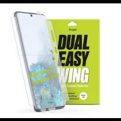 Ochranná fólia na Samsung Galaxy S20 Ultra G988 Ringke Dual Easy Wing (2ks v balení)