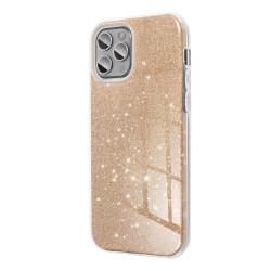 Silikónové puzdro na Apple iPhone 6/6s Forcell SHINING zlaté