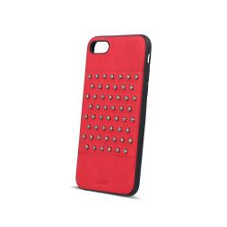 Silikónové puzdro Beeyo Brads Type2 pre Huawei P20 Lite červené