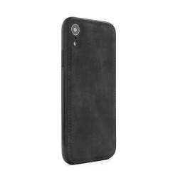 Silikónové puzdro Forcell Denim pre Apple iPhone 6/ 6s čierne