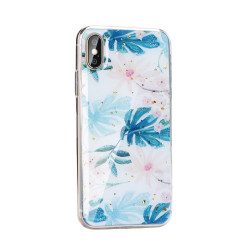 Silikónové puzdro Forcell Marble 2 pre Huawei Y7 2019 viacfarebné