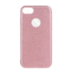 Silikónové puzdro Forcell Shining pre Apple iPhone 6/6s ružové