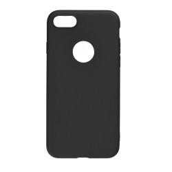 Silikónové puzdro Forcell Soft pre Apple iPhone XS Max čierne
