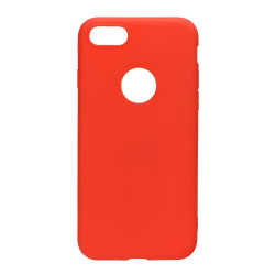Silikónové puzdro Forcell Soft pre Samsung Galaxy A6 Plus červené