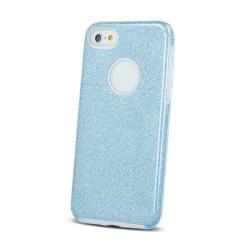 Silikónové puzdro Glitter 3v1 pre Apple iPhone 7 Plus/ 8 Plus modré