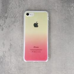 Silikónové puzdro Gradient TPU pre Apple iPhone 7/8 ružové