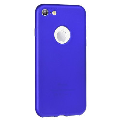 Silikónové puzdro Jelly Flash Mat pre Huawei P20 Lite modré