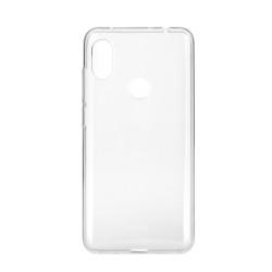 Silikónové puzdro Jelly Roar pre Xiaomi Redmi Note 6 Pro transparentné