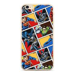 Silikónové puzdro Justice League pre Apple iPhone 6/6s (001)