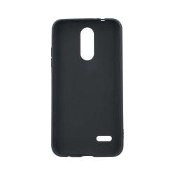 Silikónové puzdro Matt TPU pre Huawei Mate 20 Lite čierne