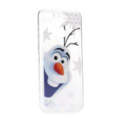 Silikónové puzdro Olaf Frozen pre Huawei Mate 20 Lite (002)