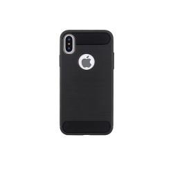 Silikónové puzdro Simple Black pre Apple iPhone XR čierne