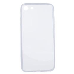 Silikónové puzdro Slim case 1 mm pre Samsung A50 transparentné