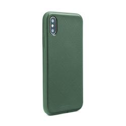Silikónové puzdro Styl Lux Mercury pre Huawei P30 Lite zelené