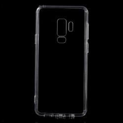 Silikónové puzdro Ultra Slim 0,3 mm pre Samsung Galaxy S9 Plus transparentné