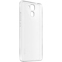 Silikónový obal na Huawei Y6 2018 Ultra Slim 0,3mm transparentný