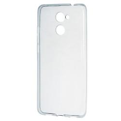 Silikónový obal na Huawei Y7 2018 Ultra Slim 0,3mm transparentný