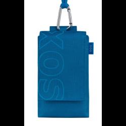 Univerzálne puzdro Uni Sox Color Blocks modré
