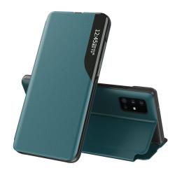Diárové puzdro na Samsung Galaxy S20 Ultra View Elegance zelené