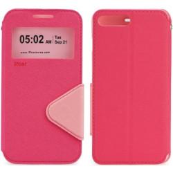 Roar Fancy diárové puzdro pre Apple iPhone 7/8 PLUS ružové