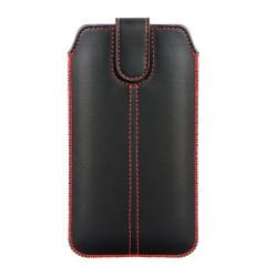 Univerzálne puzdro Forcell Ultra Slim M4 čierne