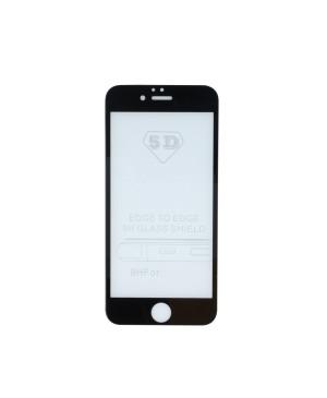 Tvrdené sklo na Motorola Moto E7 5D 9H celotvárové čierne