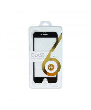 Tvrdené sklo 5D pre Apple iPhone XR/11 čierne