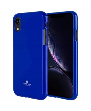 Silikónové puzdro na Motorola Moto E6 Play Mercury Jelly modré