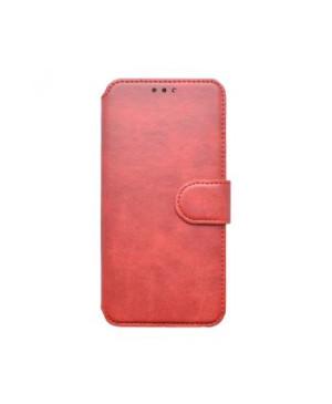 Diárové puzdro na Huawei P40 Lite červené