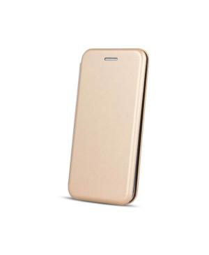 Diárové puzdro Smart Diva pre Samsung Galaxy A7 2018 zlaté
