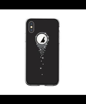 Plastové puzdro Devia Angels Tears pre Apple iPhone XR čierne