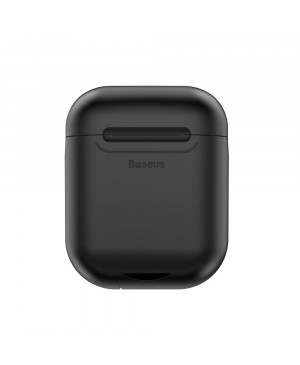 Baseus case for wireless charger for APPLE Airpods black