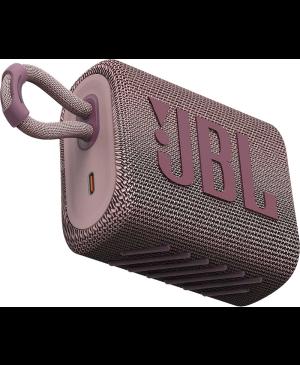 Bluetooth reproduktor JBL GO 3 ružový