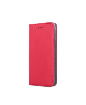 Diárové puzdro Smart Magnet pre Xiaomi Redmi 9 červené