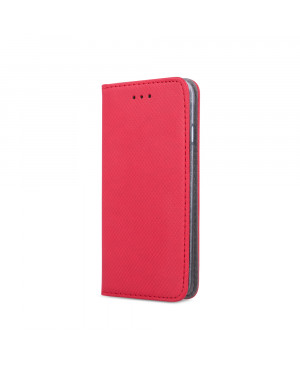 Diárové puzdro Smart Magnet pre Xiaomi Redmi 8A červené