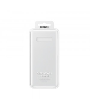 EF-QG975CTE Samsung Clear Cover Transparent pro G975 Galaxy S10 Plus (EU Blister)