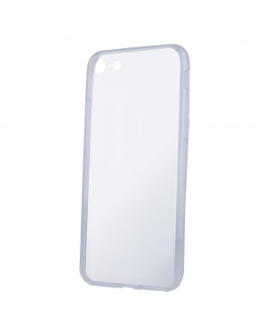 Silikónové puzdro na Samsung Galaxy A12 TPU 1 mm transparentné