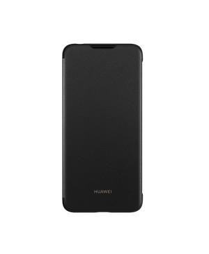Huawei Original Folio Pouzdro Black pro Y6 2019 (EU Blister) - 51992945