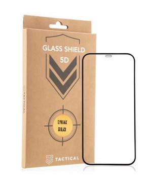 Tvrdené sklo na Apple iPhone 13 Pro Max Tactical Shield 5D AntiBlue čierne