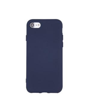 Silikónové puzdro Apple iPhone 6/6s tmavo modré