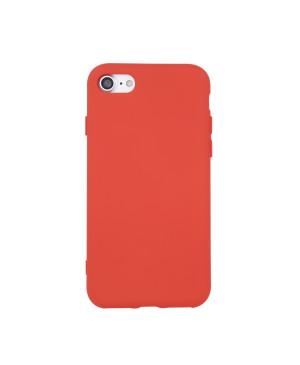 Silikónové puzdro Apple iPhone 6/6s červené