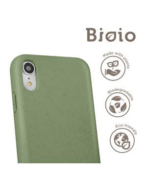 Eco puzdro Forever Bioio pre Apple iPhone XS Max zelené