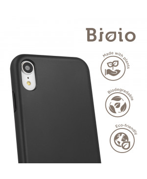 Eco puzdro Forever Bioio pre Apple iPhone X/XS čierne