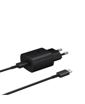 Samsung rychlonabíječka EP-TA800, 25W Black