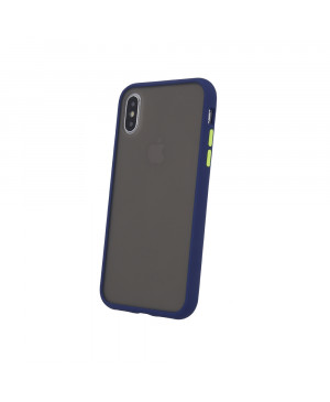 Silikónové puzdro pre Huawei Y5 2019 tmavomodré