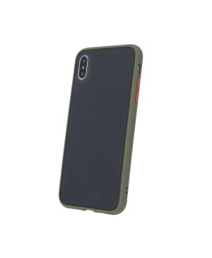 Silikónové puzdro pre Samsung Galaxy S20 zelené