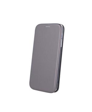 Diárové puzdro Smart Diva pre Huawei P30 Lite sivé