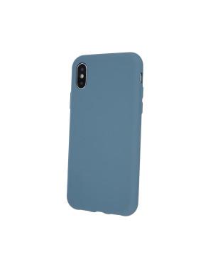 Silikónové puzdro na Huawei P30 Lite sivo modré