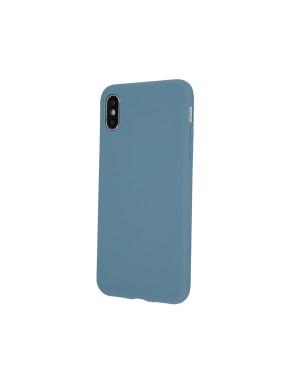 Silikónové puzdro Matt TPU pre Samsung Galaxy S20 Plus sivo modré